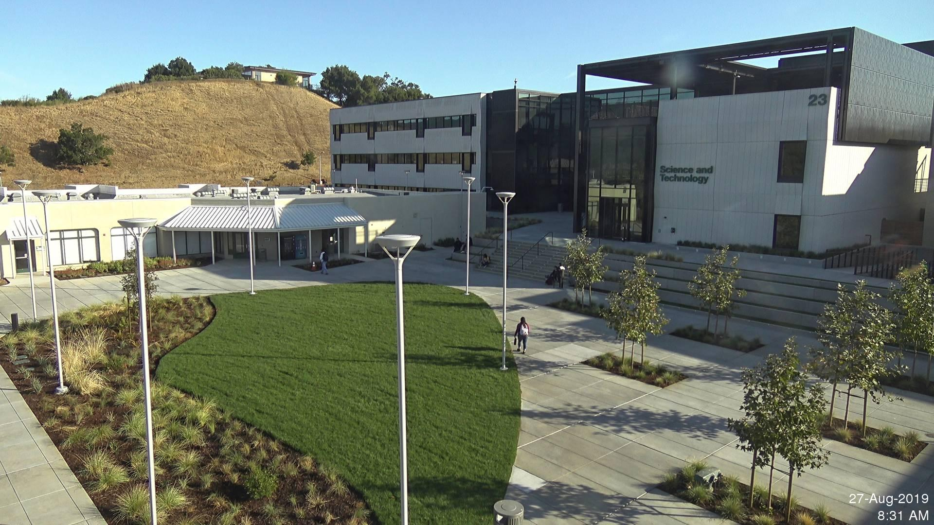 Live Construction Site View