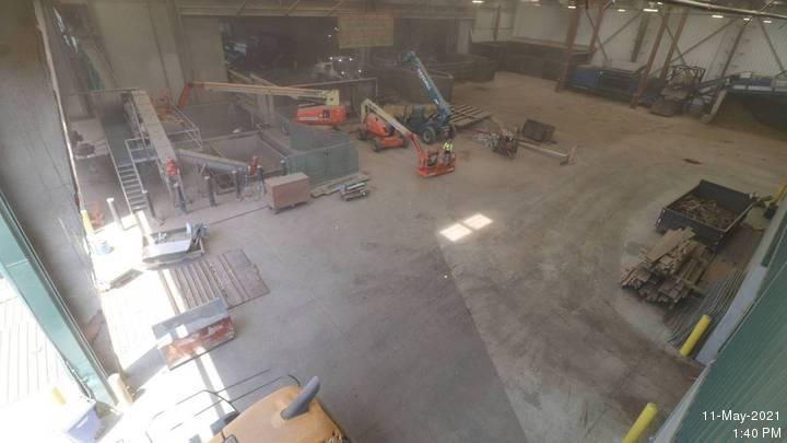 EDI AD Facility Live Webcam Feed